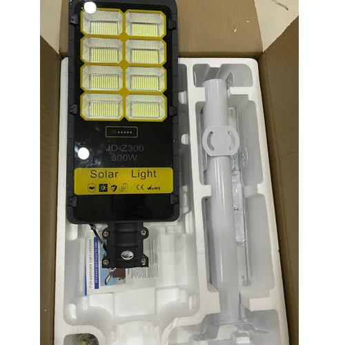 Đèn đường năng lượng mặt trời JD-Z300 (300W)