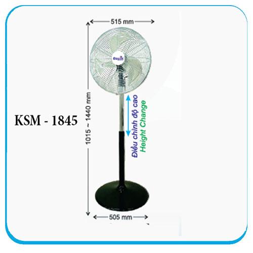 Quạt Đứng Công Nghiệp  Mã hàng: KSM - 1845