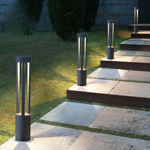 Trụ đèn sân vườn hiện đại LCC39