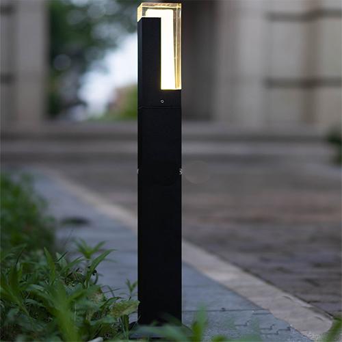 Trụ đèn thấp trang trí sân vườn LCC74