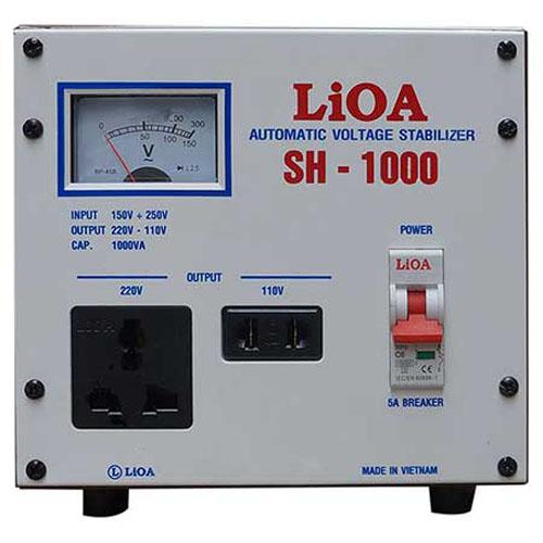 ỔN ÁP LIOA 1PHA 1KVA SH-1000
