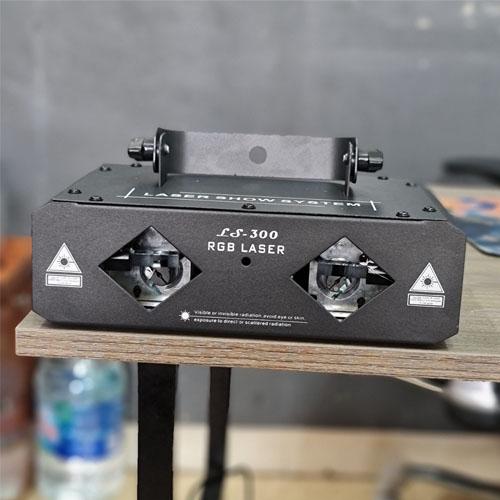 Đèn laser LS-300 RGB