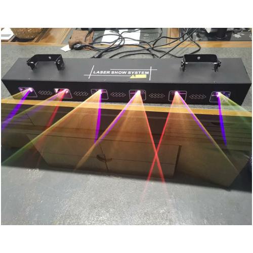 Đèn laser 6 cửa LCC 99