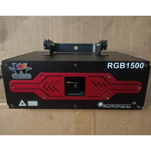 Đèn laser wuyang RGB 1500 LCC21