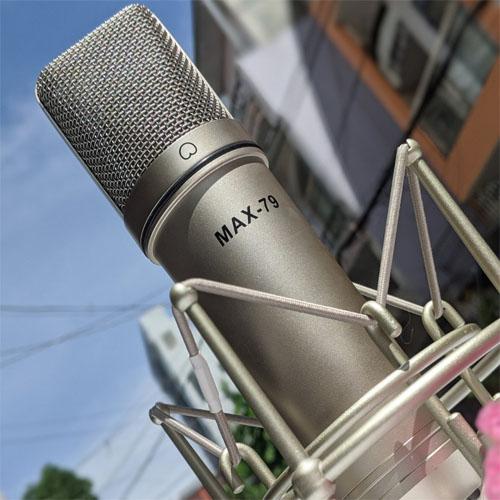 Micro Thu Âm Cao Cấp MAX 79