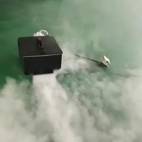 Máy khói lạnh 2000w tạo hiệu ứng khói chìm