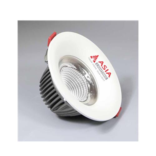 Đèn LED Âm Trần 12W 3 Màu Asia Mặt Lõm COB MLC12