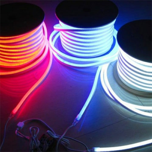 Đèn led dây Neon- 12V cuộn 50 mét