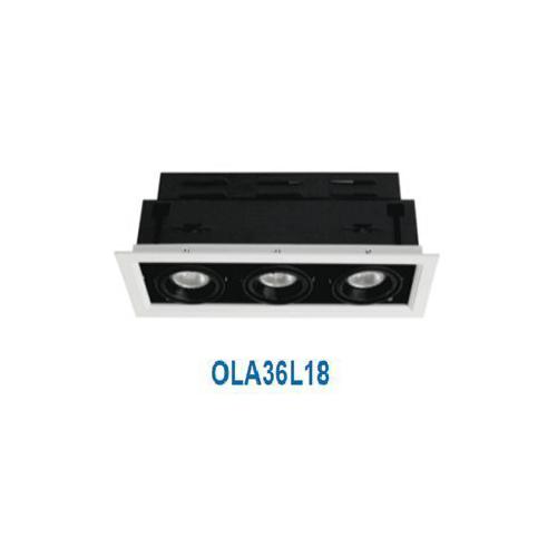 Đèn LED downlight âm trần 18W OLA36L18/30/42/65 Paragon