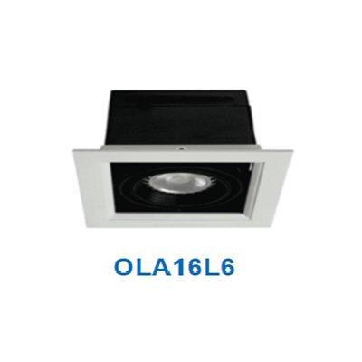 Đèn LED downlight âm trần 6W OLA16L6/30/42/65 Paragon