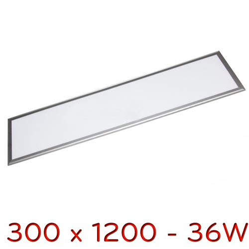 Âm trần Panel siêu mỏng 36W – 300 x 1200 ASIA