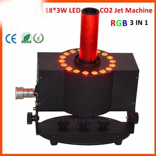 Máy phản lực LED CO2