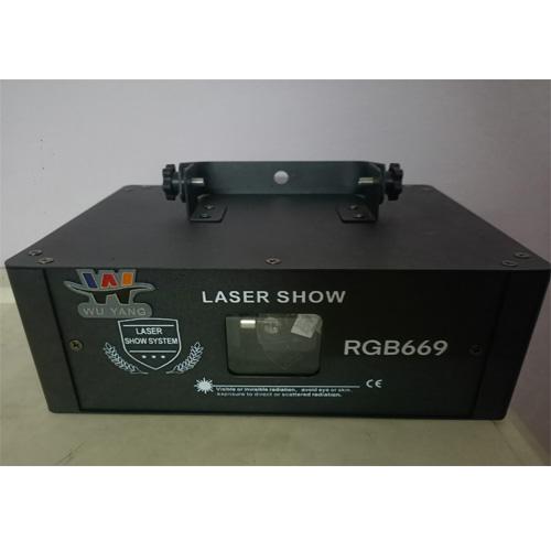 Đèn laser RGB669