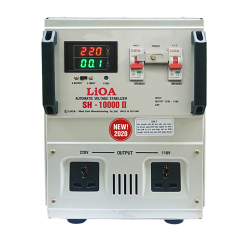 ỔN ÁP LIOA 10KVA LIOA SH-10000 II