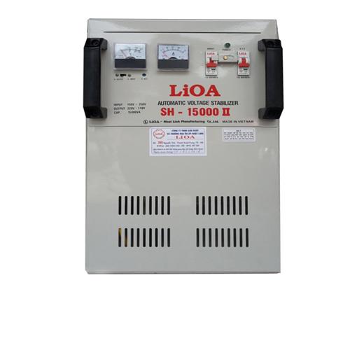 ỔN ÁP LIOA 15KVA LIOA SH-15000 II