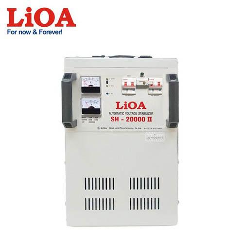 ỔN ÁP 1 PHA LIOA SH-20000II - SH-20000II