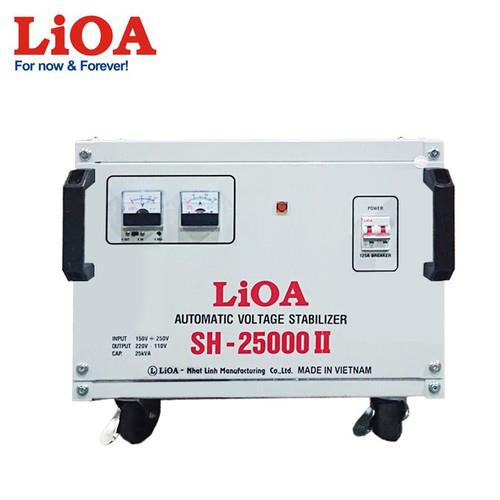 ỔN ÁP 1 PHA LIOA SH-25000II - SH-25000II