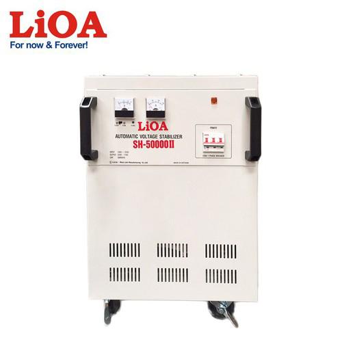 ỔN ÁP 1 PHA LIOA SH-50000II - SH-50000 II