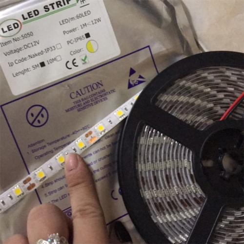 Đèn Led Dây 12V chống nước SL-5050-60-12V