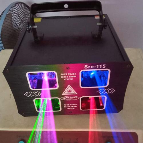 Đèn laser vuông 4 cửa SRE-115