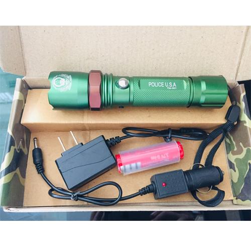 Đèn Pin Siêu Sáng Cree Zoom SS001