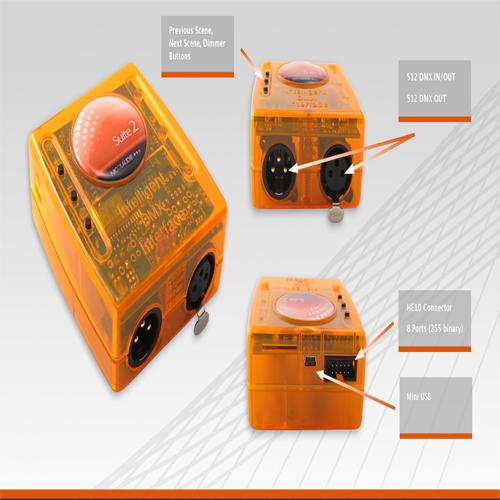 Card Sunlite Suite 2 điều khiển đèn sân khấu