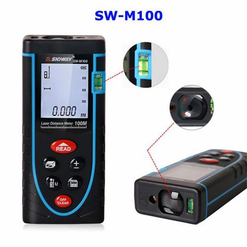 Máy đo khoảng cách Laser SNDWAY SW-M100