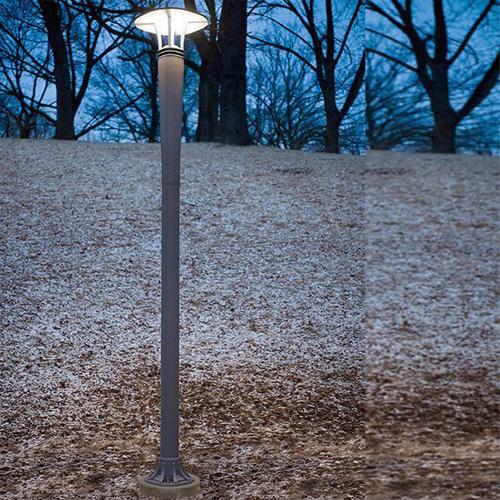 Cột đèn sân vườn LCC 17