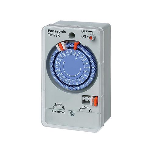 Công tắc hẹn giờ Panasonic TB178 (không pin dự trữ)