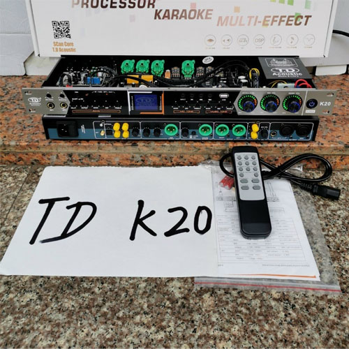 Vang cơ TD K-20 có điều khiển ( mẫu mới 2021)