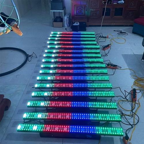 Đèn LED 12 bóng 3in1