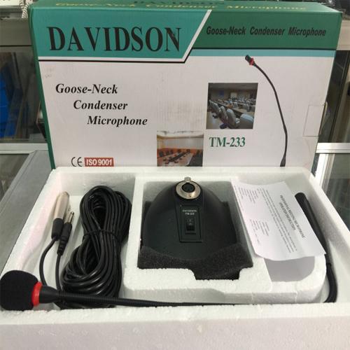 Micro hội nghị Davison TM233