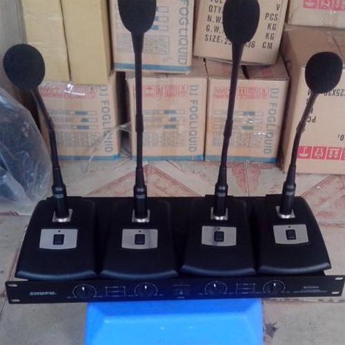 Micro không dây hội nghị Shupu VCS204