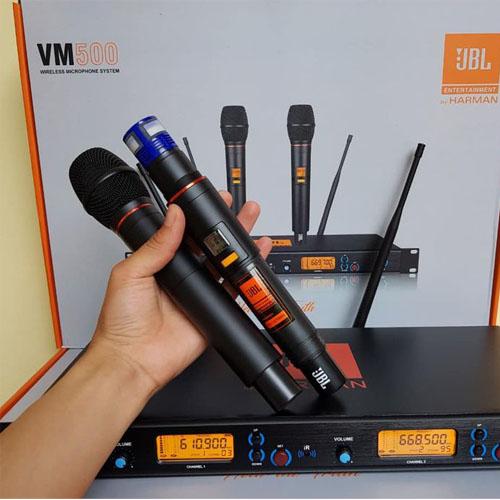 Micro không dây JBL VM500