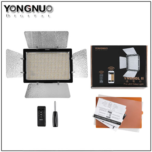 Yongnuo YN-600L II Pro LED Video