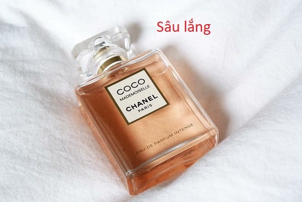Chanel Coco Mademoiselle Intenese