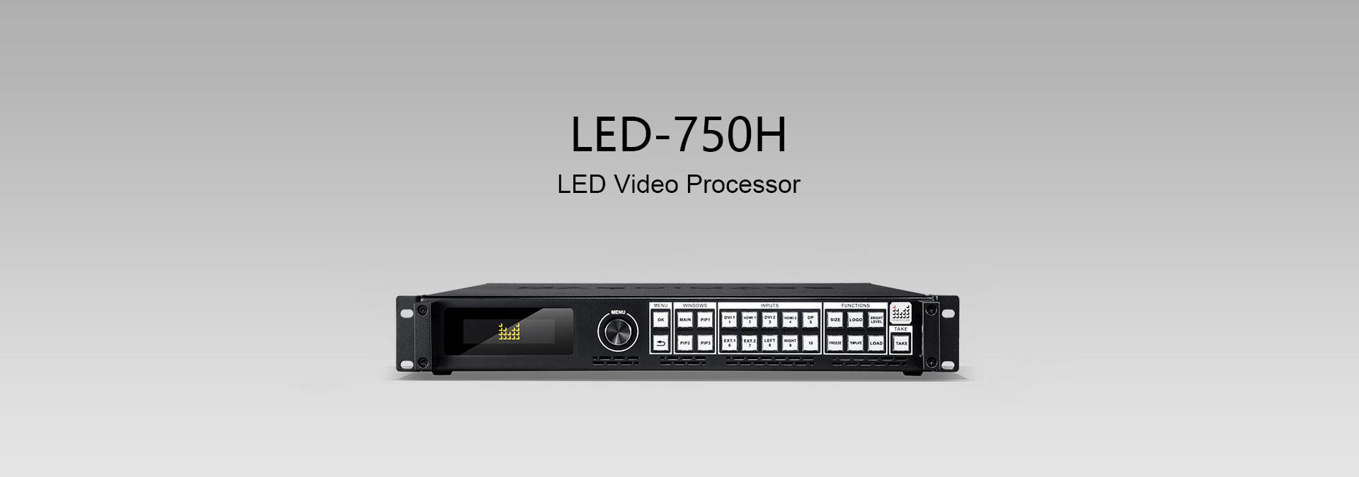 Bộ xử lý hình ảnh MAGNIMAGE 750H