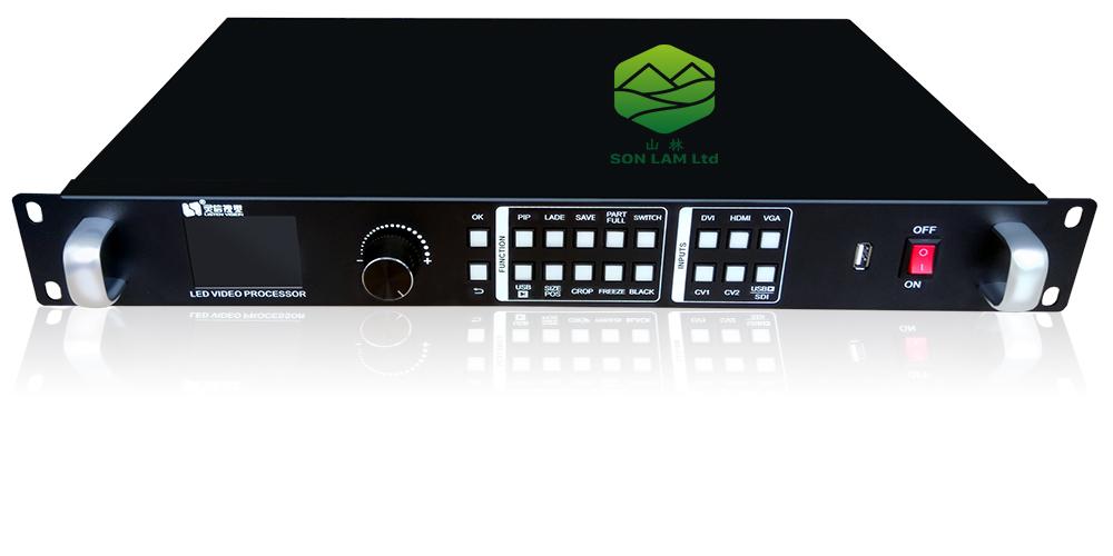 bộ xử lý hình ảnh listen VP1000