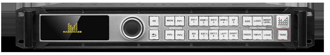 Bộ xử lý hình ảnh MAGNIMAGE 780H 4K