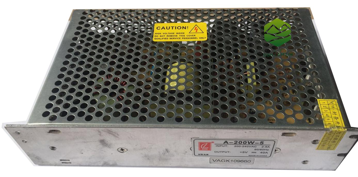 Nguồn điện 5V40A CL