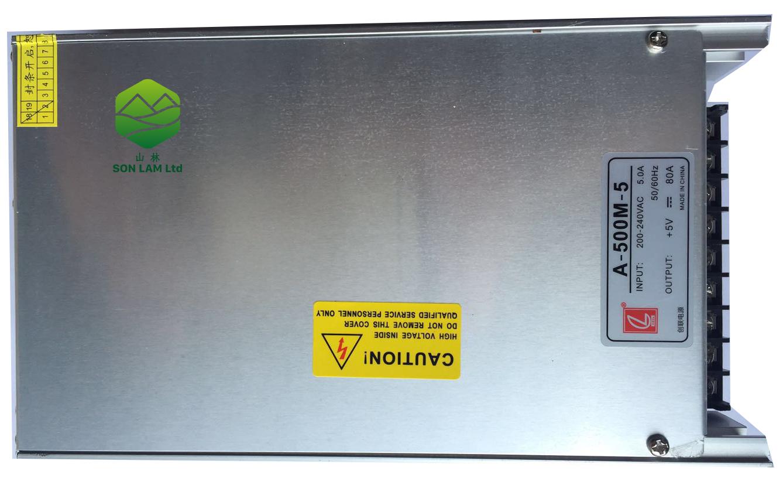 Nguồn điện 5V80 CL