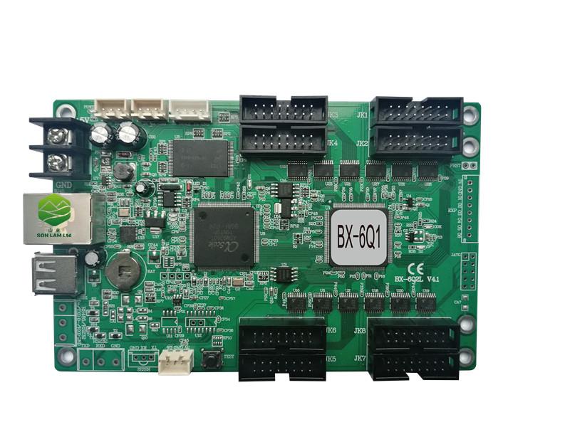 card điều khiển led BX-6Q1