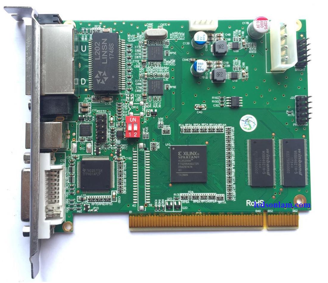 Card phát linsn TS802