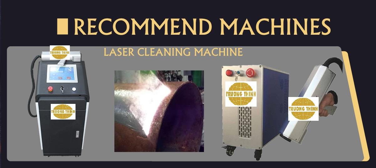 Máy làm sạch laser