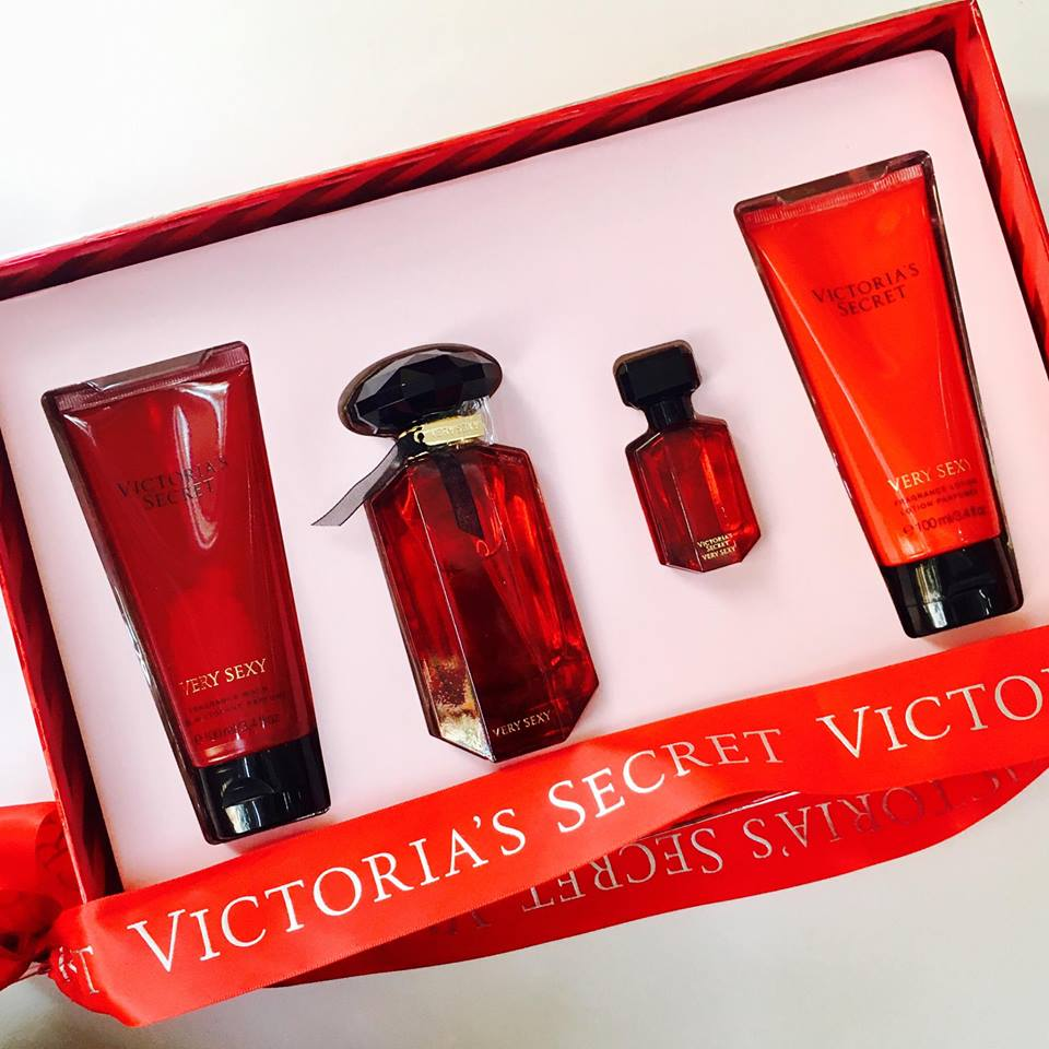 Victoria secret very sexy gift set