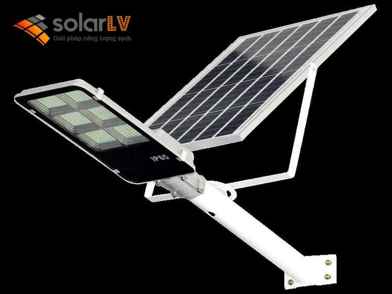 Đèn đường led 100W năng lượng mặt trời DDLV-BS4