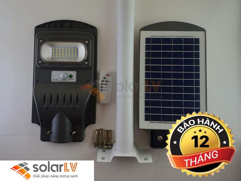 Đèn đường led 30W năng lượng mặt trời DD30WNLMT