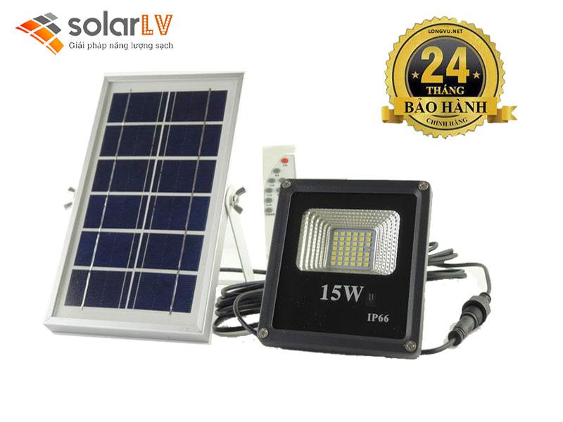 Đèn pha năng lượng mặt trời Solar Light 15W