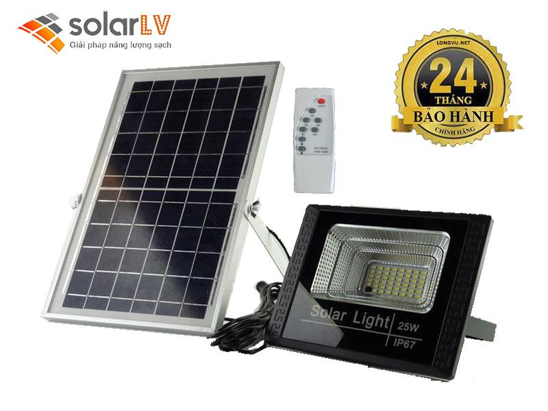 Đèn pha năng lượng mặt trời Solar Light 25W