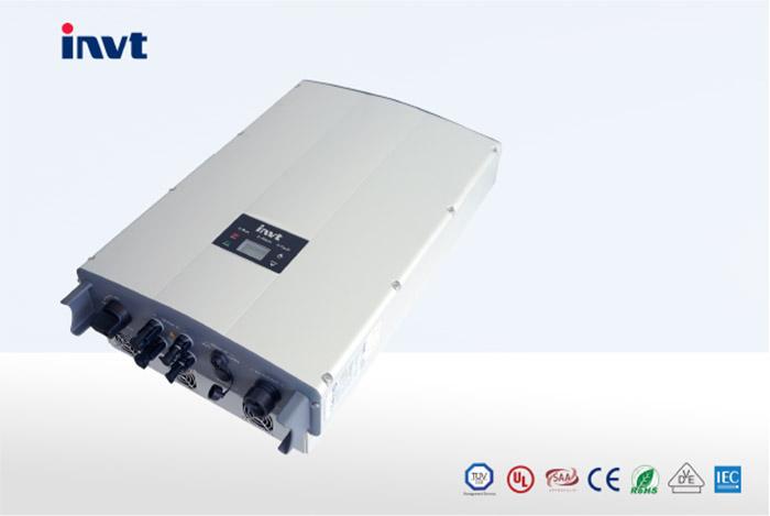 Bộ inverter hòa lưới iMars BG 3 pha 380 V công suất 6 ~ 10 kW